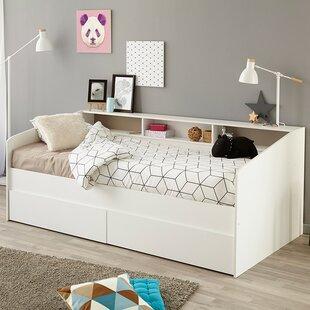 Sleep Twin Storage Platform Bed by Parisot