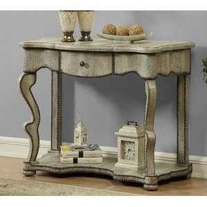 Gaillac 1 Drawer Console Table by One Allium Way