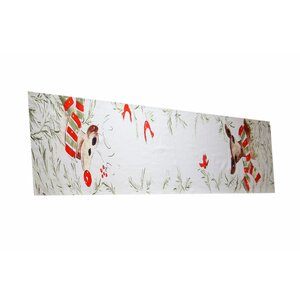 Deer Friends Table Runner