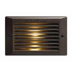1 Light LED Step Light By Hinkley Lighting Outdoor Lighting