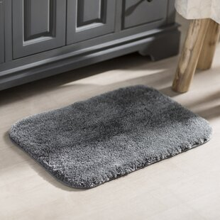 Black Bath Rugs U0026 Mats Youu0027ll Love | Wayfair