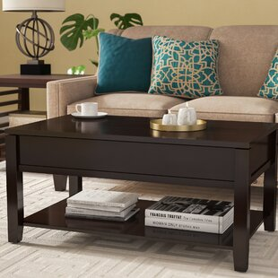 Sophocles Lift Top Coffee Table