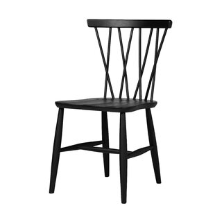 Kist Spindle Dining Chair  sc 1 st  AllModern & Modern u0026 Contemporary Black Spindle Chair | AllModern