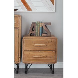 Purchase Wood/Metal End Table ByCole & Grey