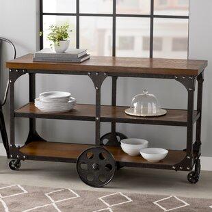 Pleasant Corinne Wheeled Sofa Table Ncnpc Chair Design For Home Ncnpcorg