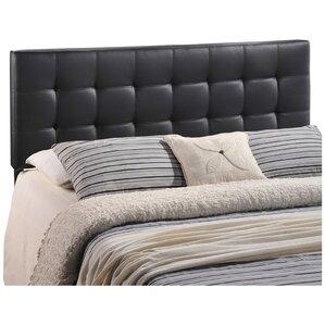 francis upholstered panel headboard