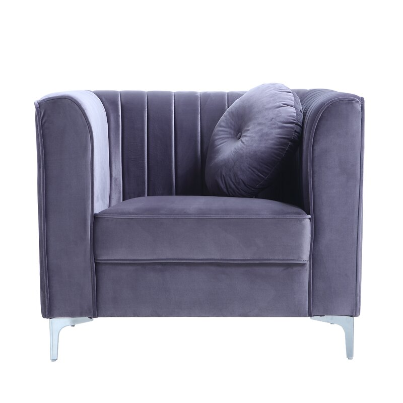 simms arm chair