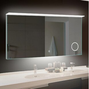 Trend Albertus LED Bathroom/Vanity Mirror By Orren Ellis