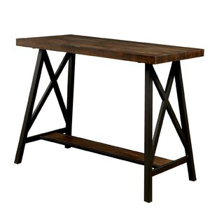 Affordable Orofino Wooden Counter Height Dining Table By Gracie Oaks
