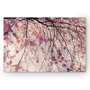 Spring Song by Irene Weisz Photographic Print on Wrapped Canvas by Wexford Home