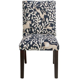 Compare Mcguire Mount Hope Parsons Chair By Bloomsbury Market