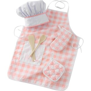 Find for 6 Piece Tasty Treats Chef Play Set Accessory ByKidKraft