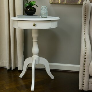Wedgewood End Table by Charlton Home SKU:EA305500 Information