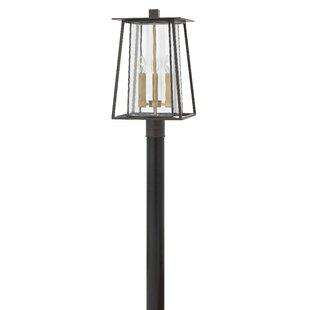 Comparison Walker Outdoor 3-Light Lantern Head By Hinkley Lighting