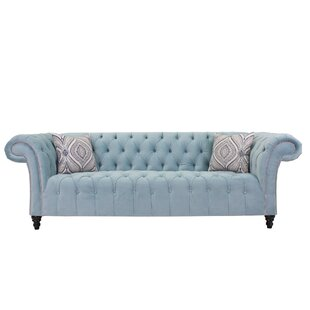 Julio Chesterfield Sofa Rosdorf Park