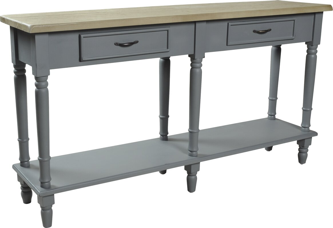 Brambly Cottage Roseline Console Table Amp Reviews Wayfair