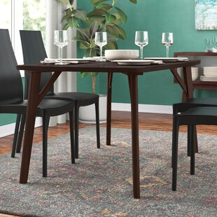 Read Reviews Mccampbell Dining Table By Ebern Designs