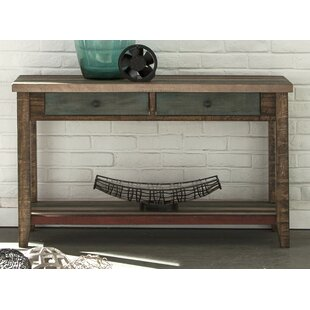 Review Guadalupe Ridge Console Table By Loon Peak