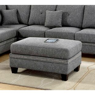 Online Reviews Chapin Cocktail Ottoman By Alcott Hill