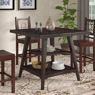 Devereau 60 Round Extendable Dining Table by World Menagerie