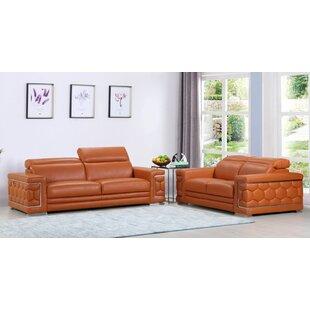 Philipsburg 2 Piece Reclining Living Room Set by Orren Ellis