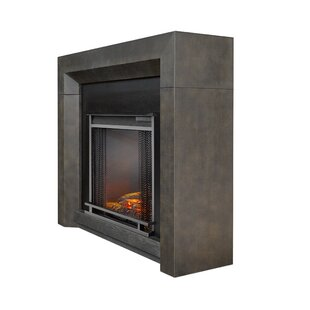 Best Price Hughes Electric Fireplace By Real Flame