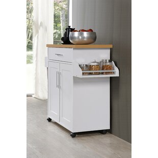 Bon Kitchen Center Island Table | Wayfair