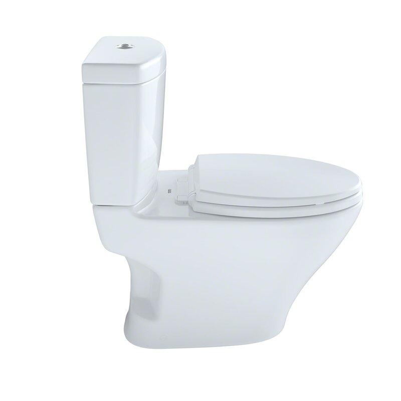 Aquia II Dual Flush Elongated Two Piece Toilet