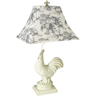 Fabulous French Country Rooster Lamps   Wayfair KQ37