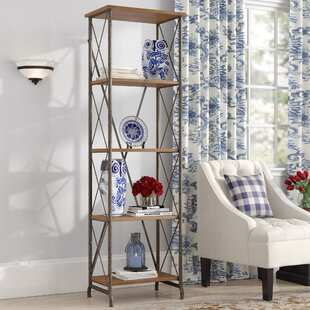Constantia Etagere Bookcase by Three Posts