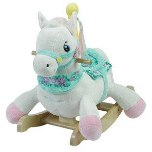 Best Choices Carousel Rocking Horse ByRockabye