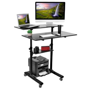 Rangeworthy Height Adjustable Standing Desk Converter