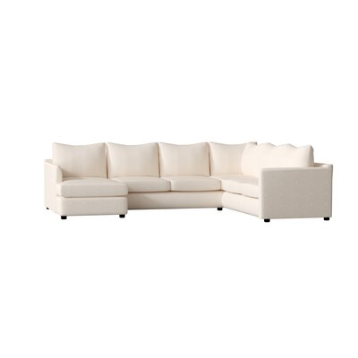 Marvelous Wayfair Custom Upholstery Alice Sectional Sectional Inzonedesignstudio Interior Chair Design Inzonedesignstudiocom