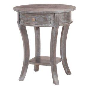 Eglantier Mahogany End Table by One Allium Way