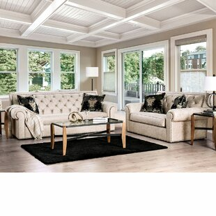 Hillpoint 2 Piece Living Room Set by Canora Grey