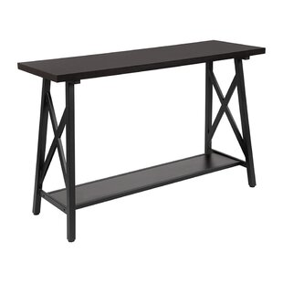 Keewatin Rustic Console Table By Breakwater Bay