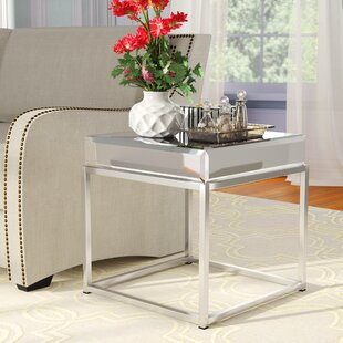 Best Deals Langhorne End Table By Willa Arlo Interiors