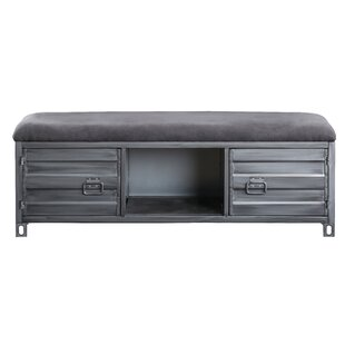 Adame Upholstered Storage Bench