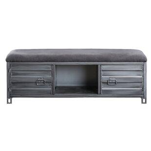 Adame Upholstered Storage Bench