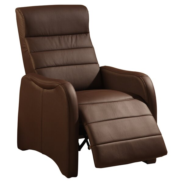 Zipcode Design Edgar Ergonomic Manual Recliner U0026 Reviews | Wayfair