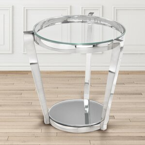 Birk End Table by Uptown Club