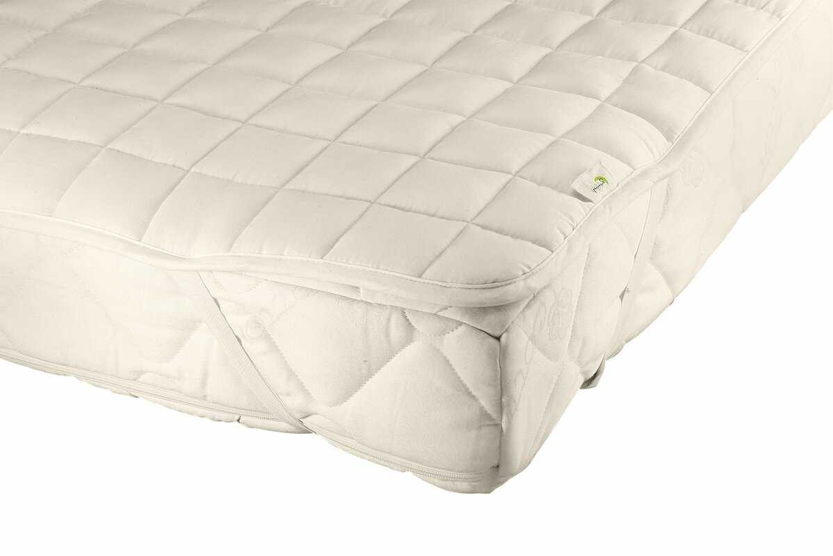 products naturepedic pad fitted cribs cotton babywise waterproof crib life organic