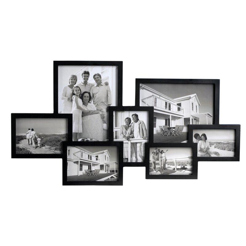 Mercury Row 7 Piece Wall Picture Frame Set & Reviews | Wayfair