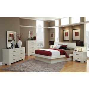 Laclubar Platform Configurable Bedroom Set by Wade Logan