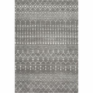 Clair Dark Gray Area Rug