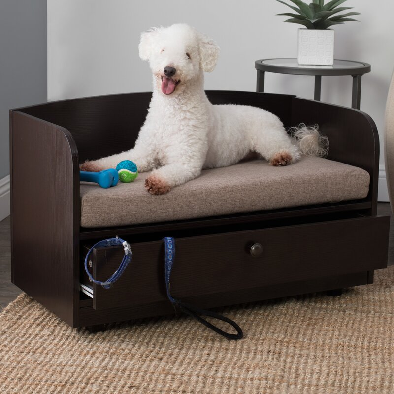 Beau Connell Dog Sofa With Storage Drawer
