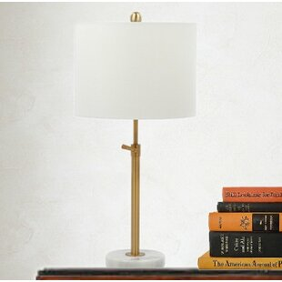 Compare & Buy Ruggeri Adjustable 26 Table Lamp By Mercer41