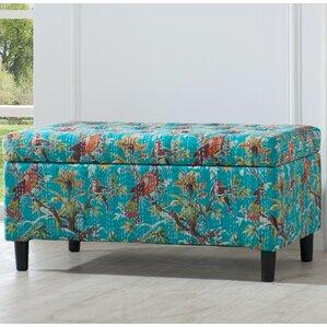 Naomi Upholstered Storage Bench by Jennifer Taylor