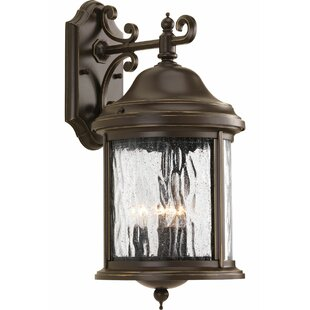 Find a Drumakeely 3-Light Outdoor Wall Lantern By Alcott Hill
