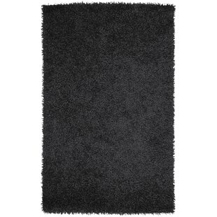 Buying Bonomo Black Area Rug By Wrought Studio